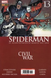 Asombroso Spiderman -13- Civil War