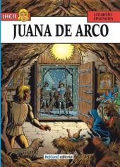 Jhen (en espagnol) -2- Juana de Arco