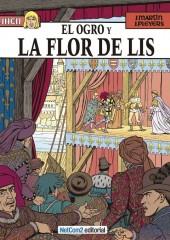 Jhen (en espagnol) -6- El Ogro y la flor de Lis