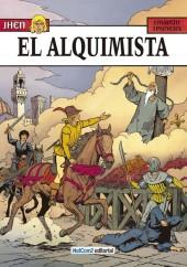 Jhen (en espagnol) -7- El Alquimista