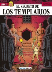Jhen (en espagnol) -8- El Secreto de los Templarios