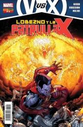 Lobezno y la Patrulla-X -8- Nacida Ave de Guerra / Mi cita con Fénix