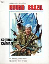Bruno Brazil -2'- Commando Caïman