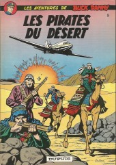 Buck Danny -8d1977a- Les pirates du désert