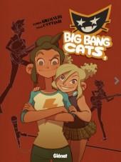Big Bang Cats -1- Naissance d'un groupe