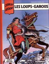 Chevalier Ardent (Rijperman et autres) -4ES- Les Loups-Garous