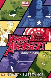 Young Avengers (2013) -INT01- Style > Substance