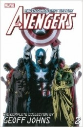 Avengers Vol.3 (Marvel comics - 1998) -INT07- The Complete Collection by Geoff Johns volume 2