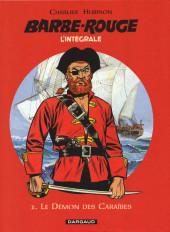 Barbe-Rouge (L'intégrale - Nouvelle édition) -1- Le Démon des Caraïbes