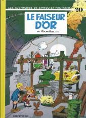 Spirou et Fantasio -20e1997- Le faiseur d'or