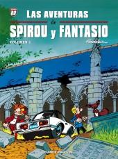 Spirou y Fantasio (Las aventuras de) - de Fournier Volumen 1