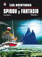 Spirou y Fantasio (Las aventuras de) - de Fournier Volumen 2