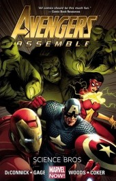 Avengers Assemble (2012) -INT02- Science Bros