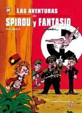 Spirou y Fantasio (Las aventuras de) - de Fournier Volumen 3