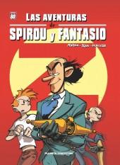 Spirou y Fantasio (Las aventuras de) - De Munuera, Yann y Morvan