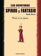 Spirou y Fantasio (Las aventuras de) - Diario De Un Ingenuo