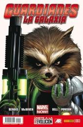Guardianes de la galaxia (2013) -3- Sin Titulo