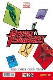 Jóvenes vengadores v2 -2- Dys / Desorganización Padres-Profesores