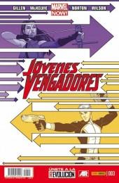 Jóvenes vengadores v2 -3- Desorganización de Padres y Profesores