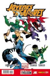 Jóvenes vengadores v2 -4- El arte de salvar el mundo