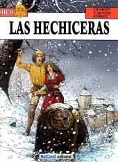 Jhen (en espagnol) -10- Las Hechiceras