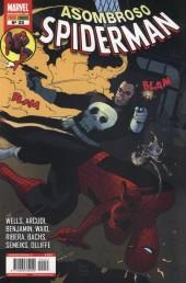 Asombroso Spiderman -33- Viejos Camaradas De Cacería. Un Misterio Del Apostador. El Largo Camino... El Espectacular Hombre Pasajero