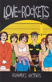 Love and Rockets (2001) -1- Love and Rockets
