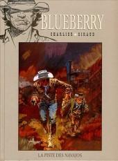 Blueberry - La collection (Hachette) -505- La Piste des Navajos