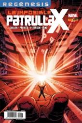 La imposible Patrulla-X -2- Todo es Siniestro Parte 3 / Falange / Tábula Rasa