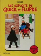 Quick et Flupke -3- (Casterman, couleurs) -REC2- Recueil 2
