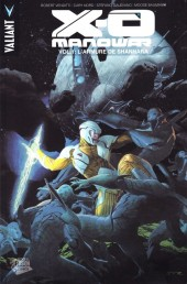 X-O Manowar -1- L'Armure de Shanhara
