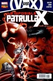 La imposible Patrulla-X -5- La Patrulla-X Vs Los Vengadores