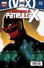 La imposible Patrulla-X -8- Esta extraña tierra desapacible Parte 1 y 2