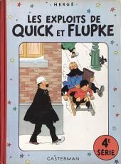 Quick et Flupke -3- (Casterman, couleurs) -4- 4e série