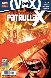 La imposible Patrulla-X -10- La pasión de Scott Summers