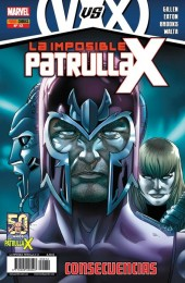 La imposible Patrulla-X -12- AvX: Consecuencias Parte 2