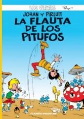 Pitufos (Los) -2- Johan Y Pirluit La Flauta De Los Pitufos