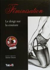 Féminisation -3- Le doigt sur la couture