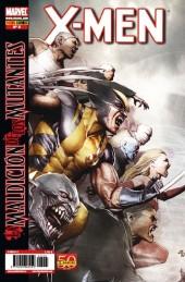 X-Men v4 -5- La maldición de los mutantes Parte 5