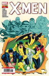 X-Men v4 -11- Supervivencia Inconciliable