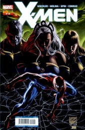 X-Men v4 -19- La Maldición Rota Parte 3 / Inflitrados Parte 1