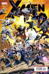 X-Men v4 -20- Infiltrados Parte 2 / Generación en blanco Parte 1