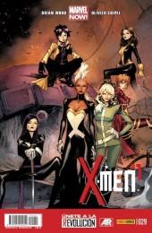 X-Men v4 -29- Primordial Parte 1