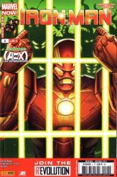 Iron Man (Marvel France - 2013) -4- Le Déicide 1/2