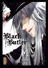 Black Butler -14- Black Baseball