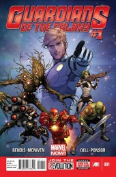 Guardians of the Galaxy (2013) -1- Issue 1