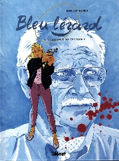 Bleu Lézard -5- L'alliance du crocodile