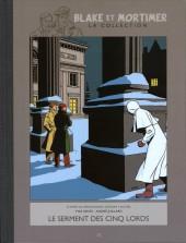 Blake et Mortimer - La collection (Hachette) -21- Le serment des cinq lords