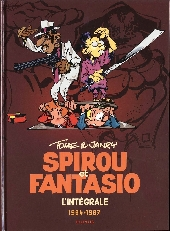 Spirou et Fantasio -6- (Int. Dupuis 2) -14- 1984-1987