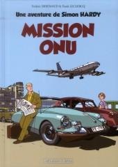 Simon Hardy (Une aventure de) -1- Mission ONU